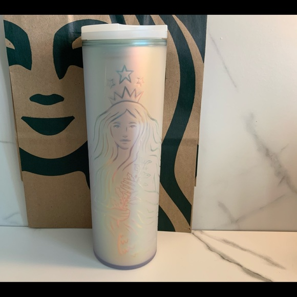 2021 Starbucks Mermaid Tumbler